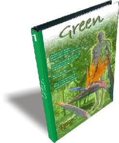 GREEN click and see the book